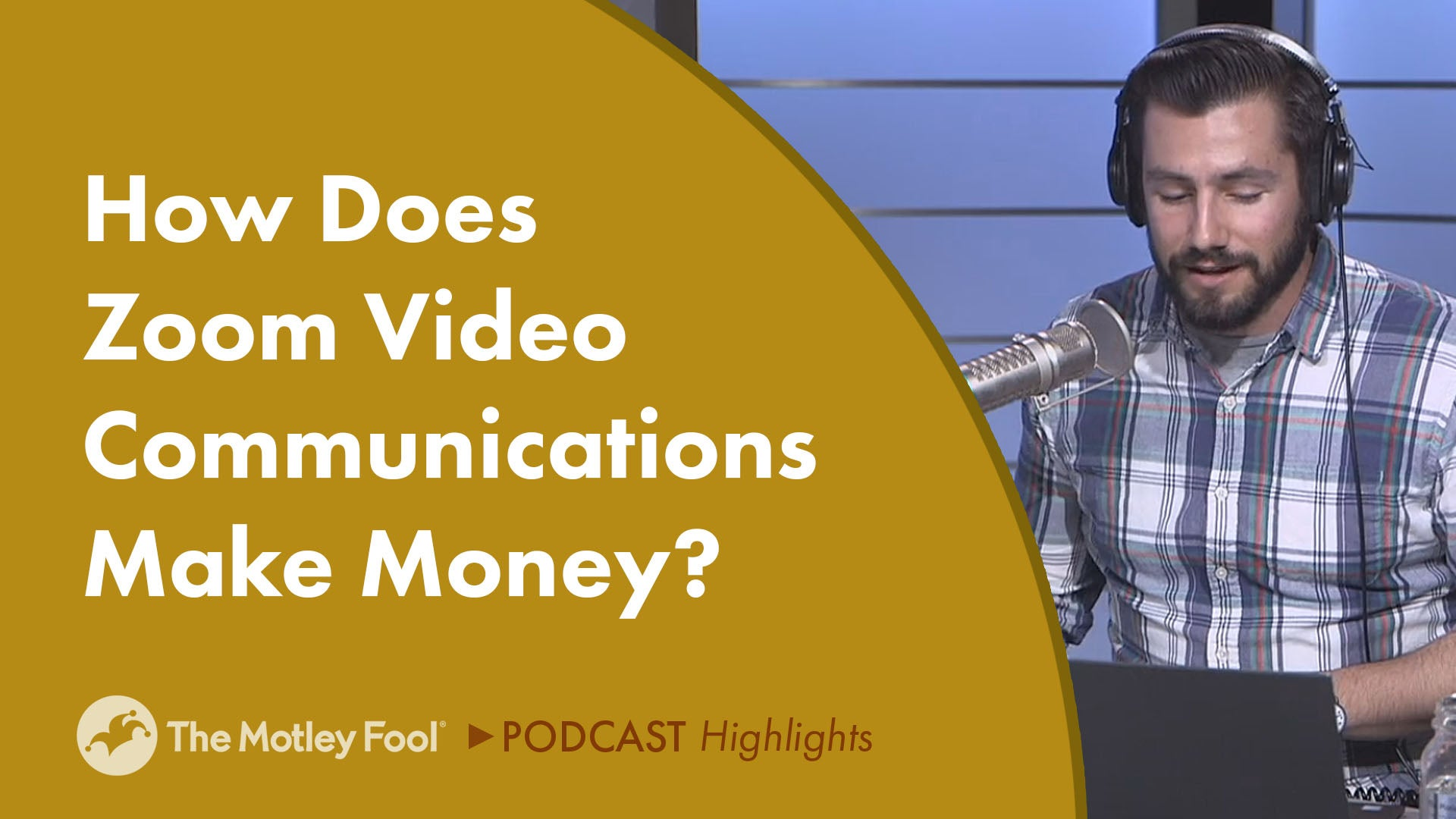 QnA VBage How Does Zoom Video Communications Make Money?