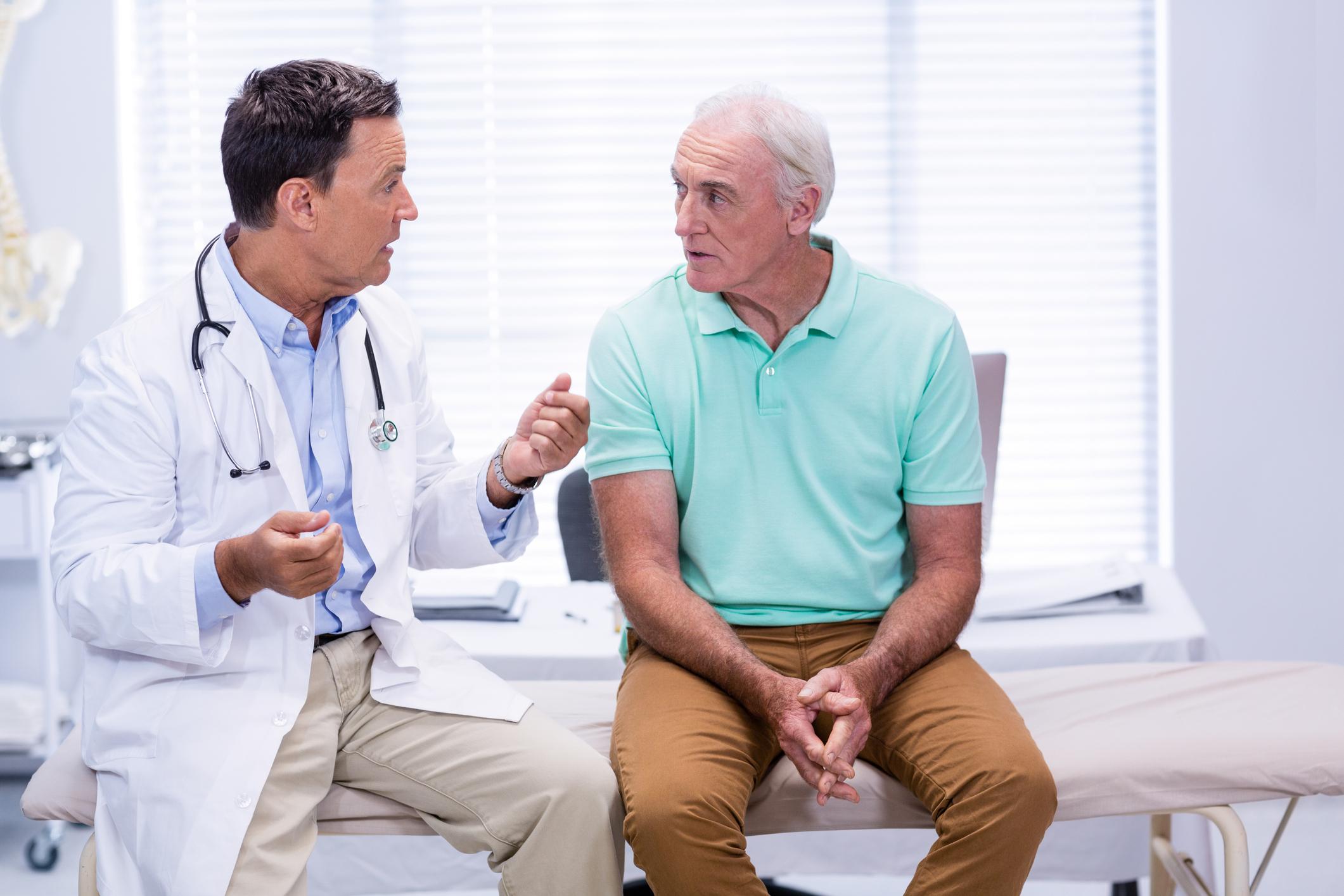 Простатит к врачу если нет простатита какой результат пса