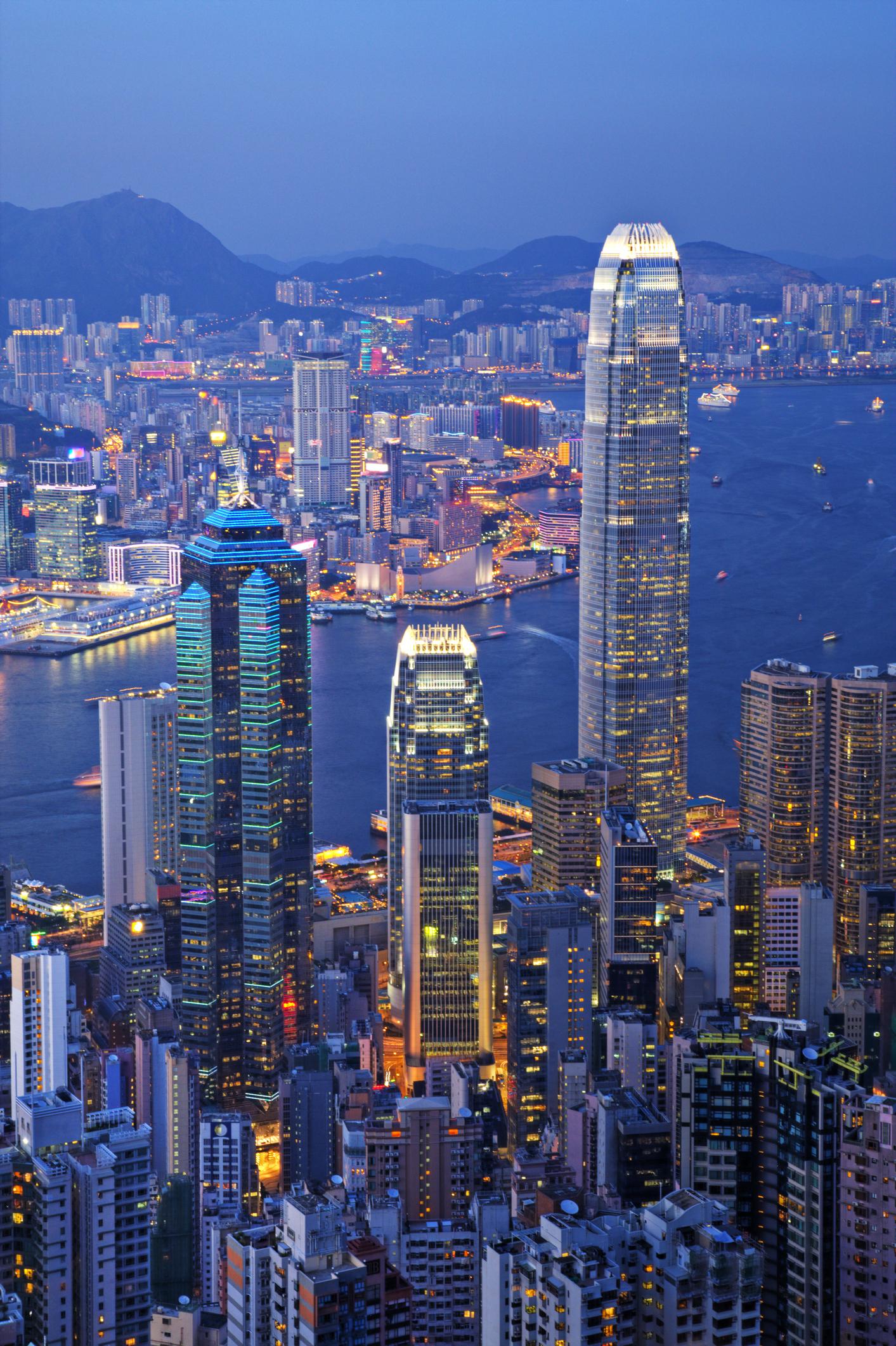 Asekaappi Hong Kong