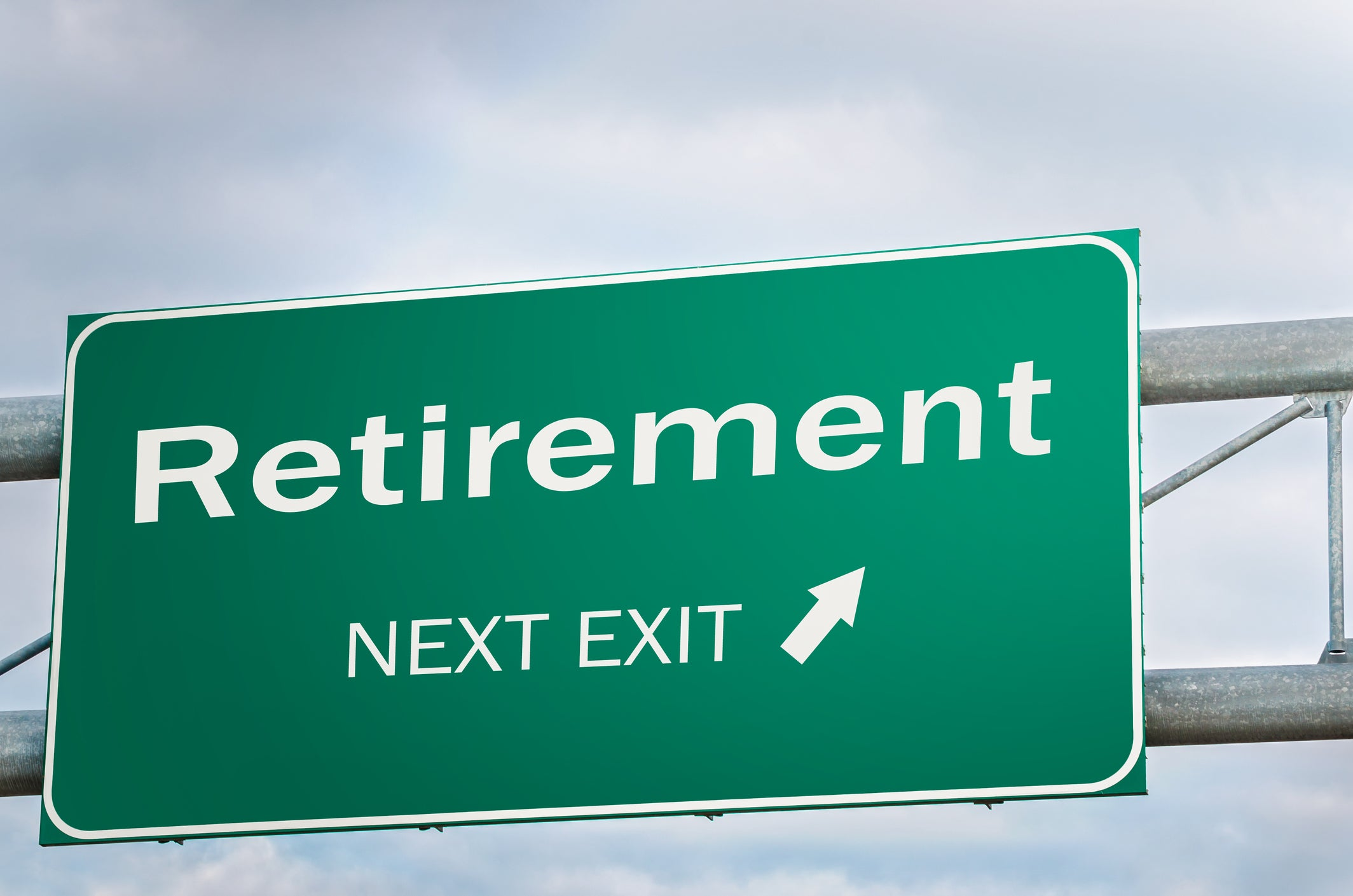 retirement retire facts early exit reasons sign road fool getty motley know source highway