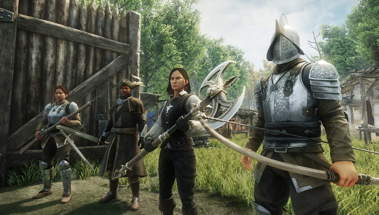 Screenshot of New World