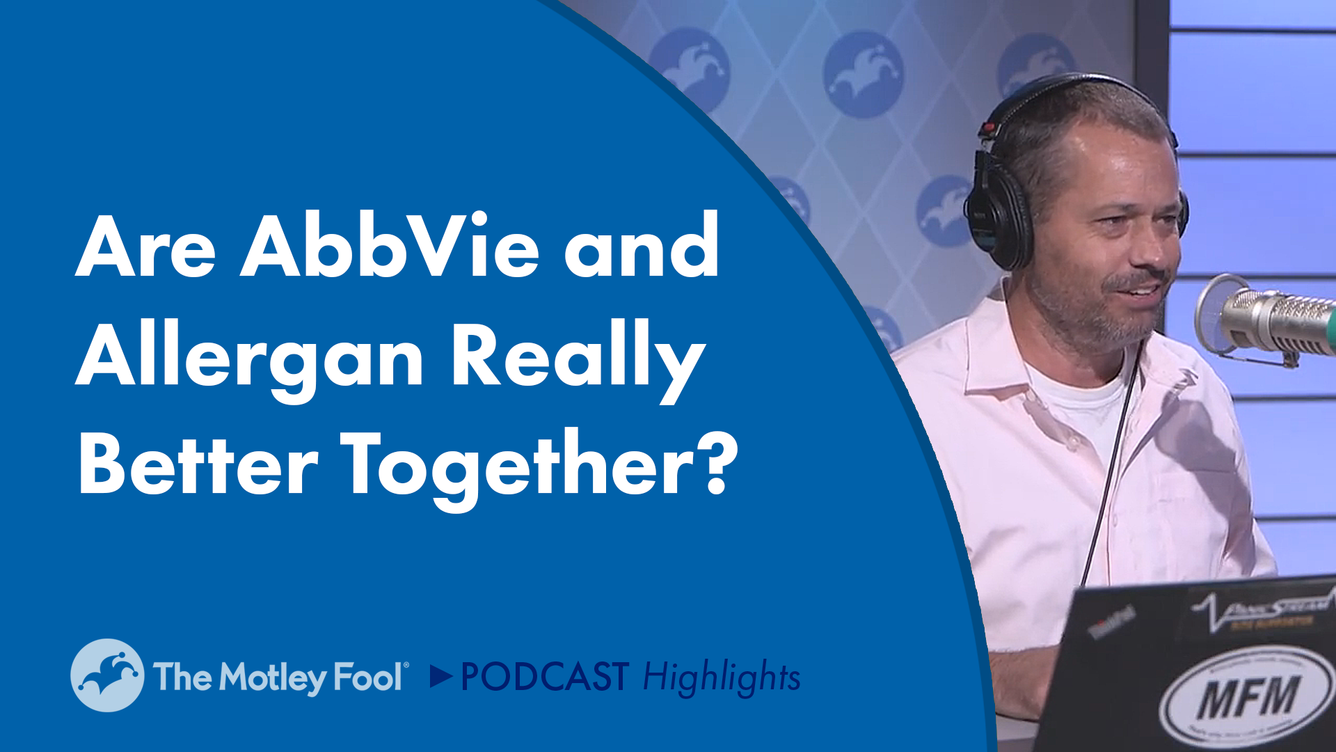 Are AbbVie and Allergan Really Better Together? -- The Motley Fool