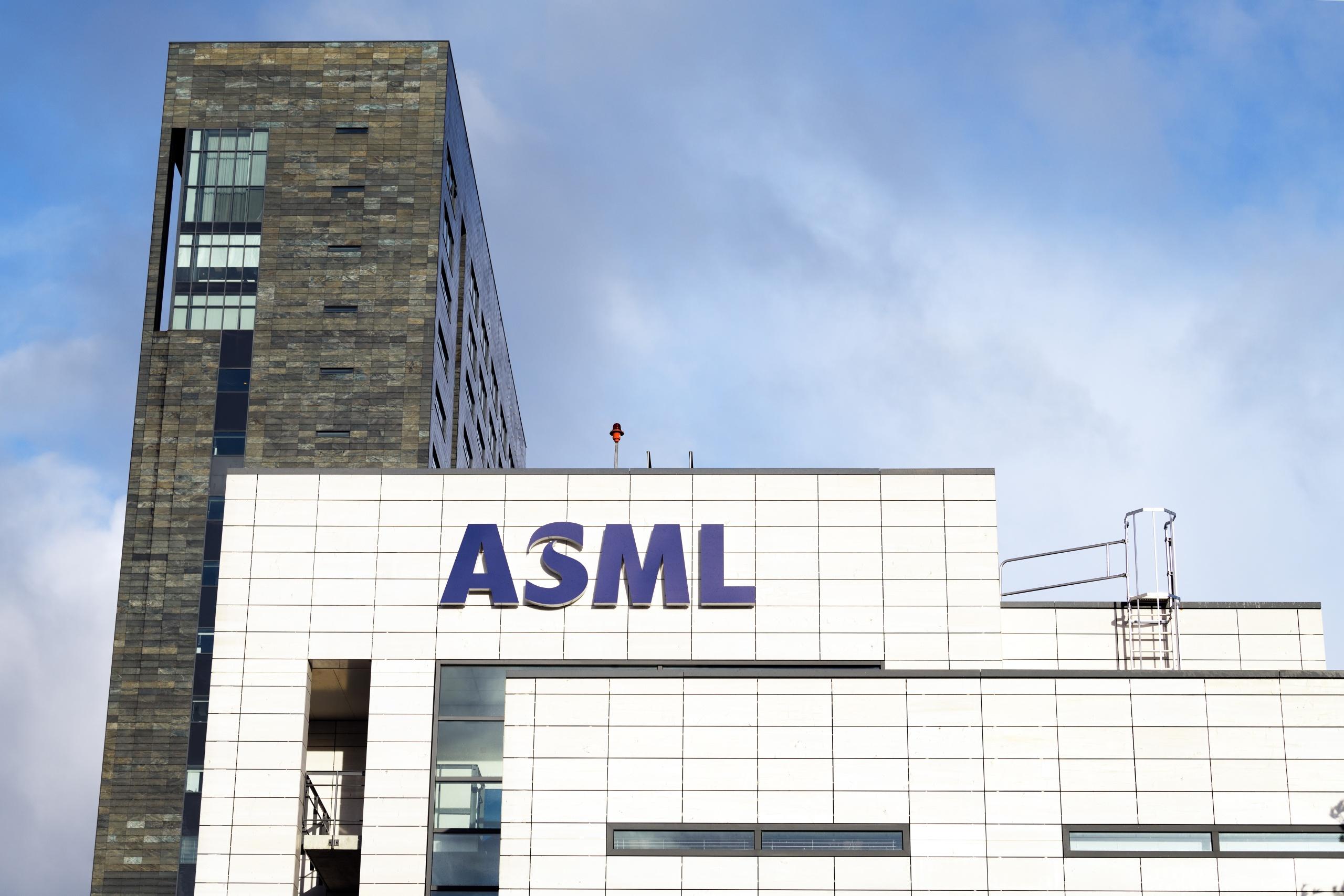 An ASML facility.