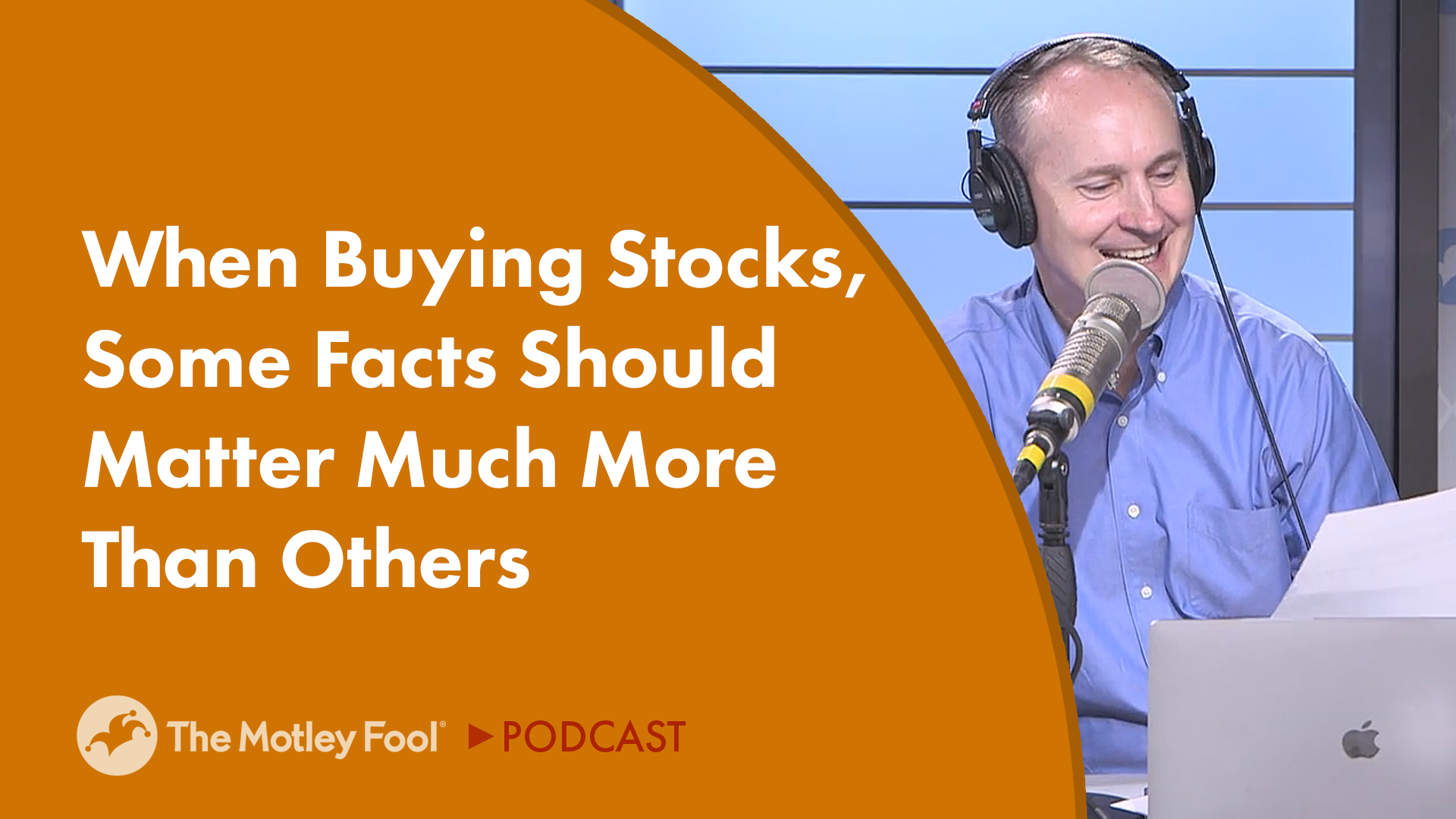 When Buying Stocks, Some Facts Should Matter Much More Than Others