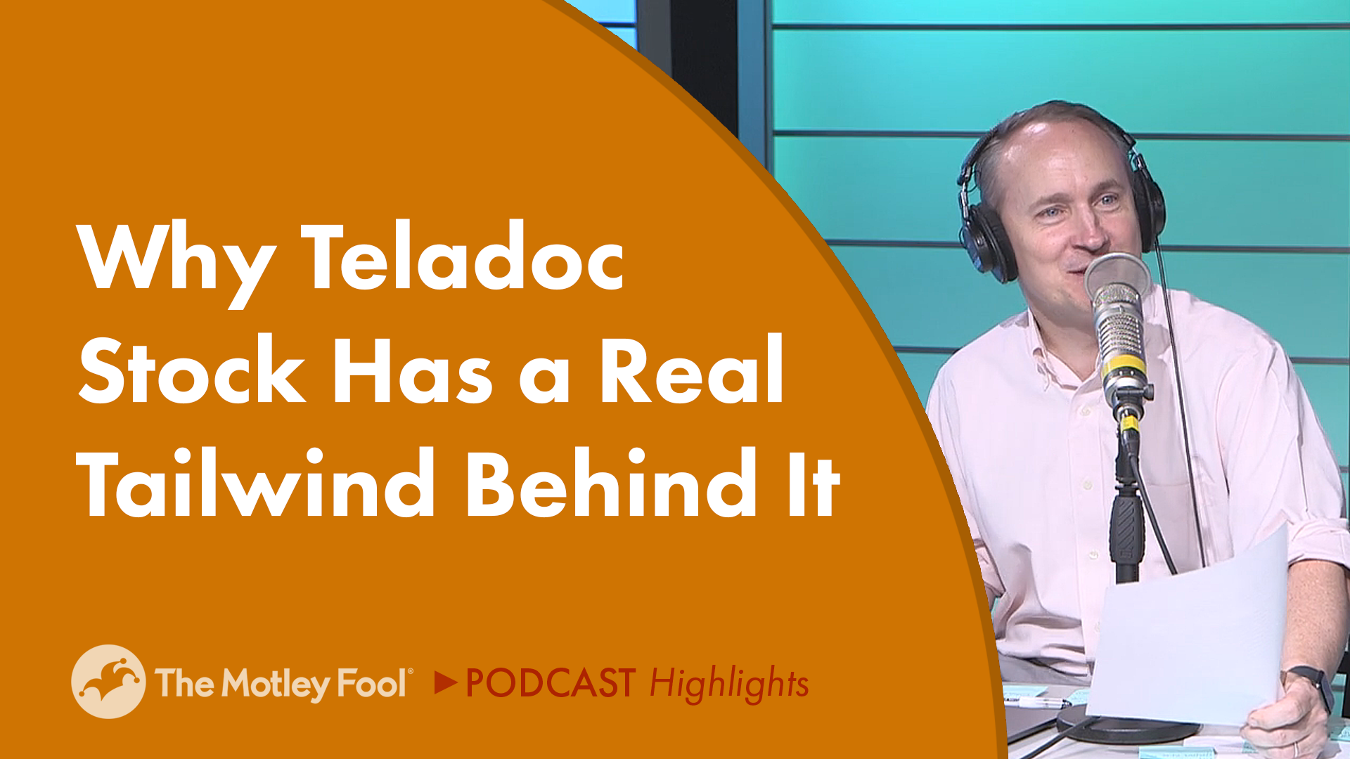 Why Teladoc Stock Has a Real Tailwind Behind It