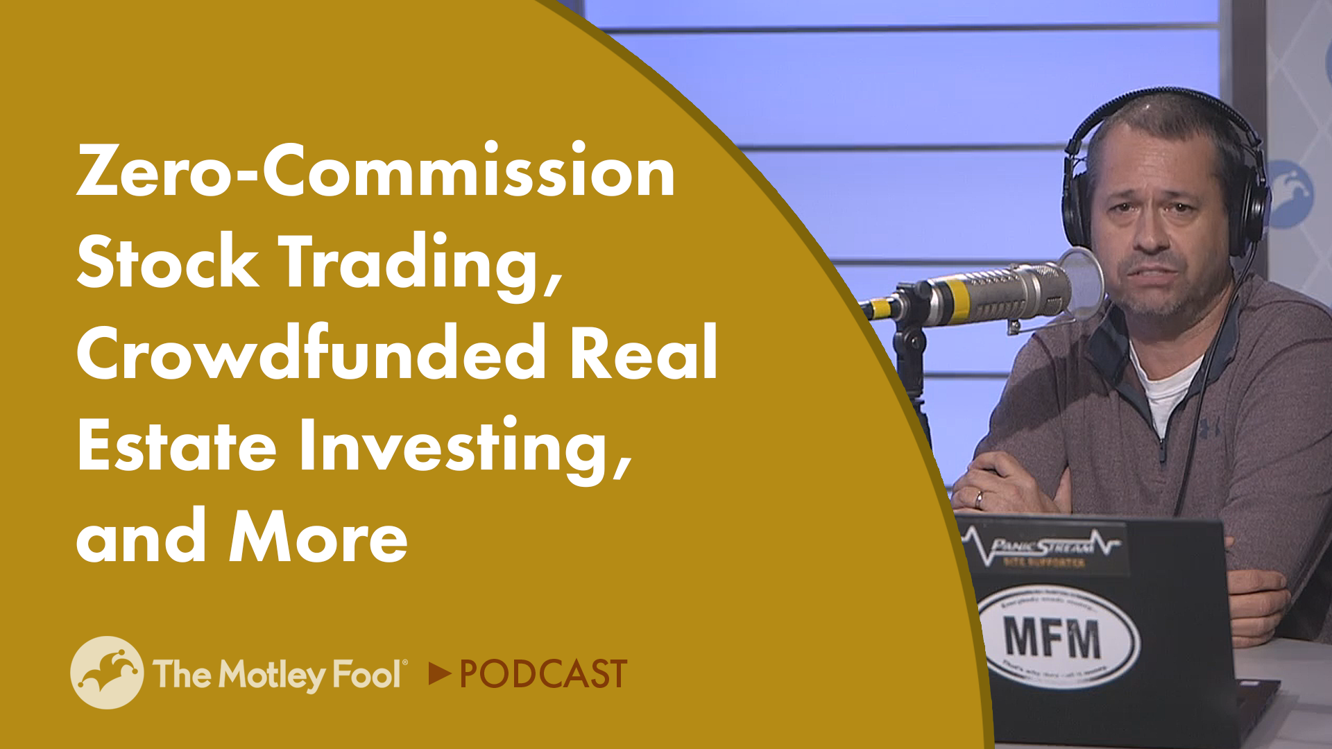 Zero-Commission Stock Trading, Crowdfunded Real Estate Investing, and More