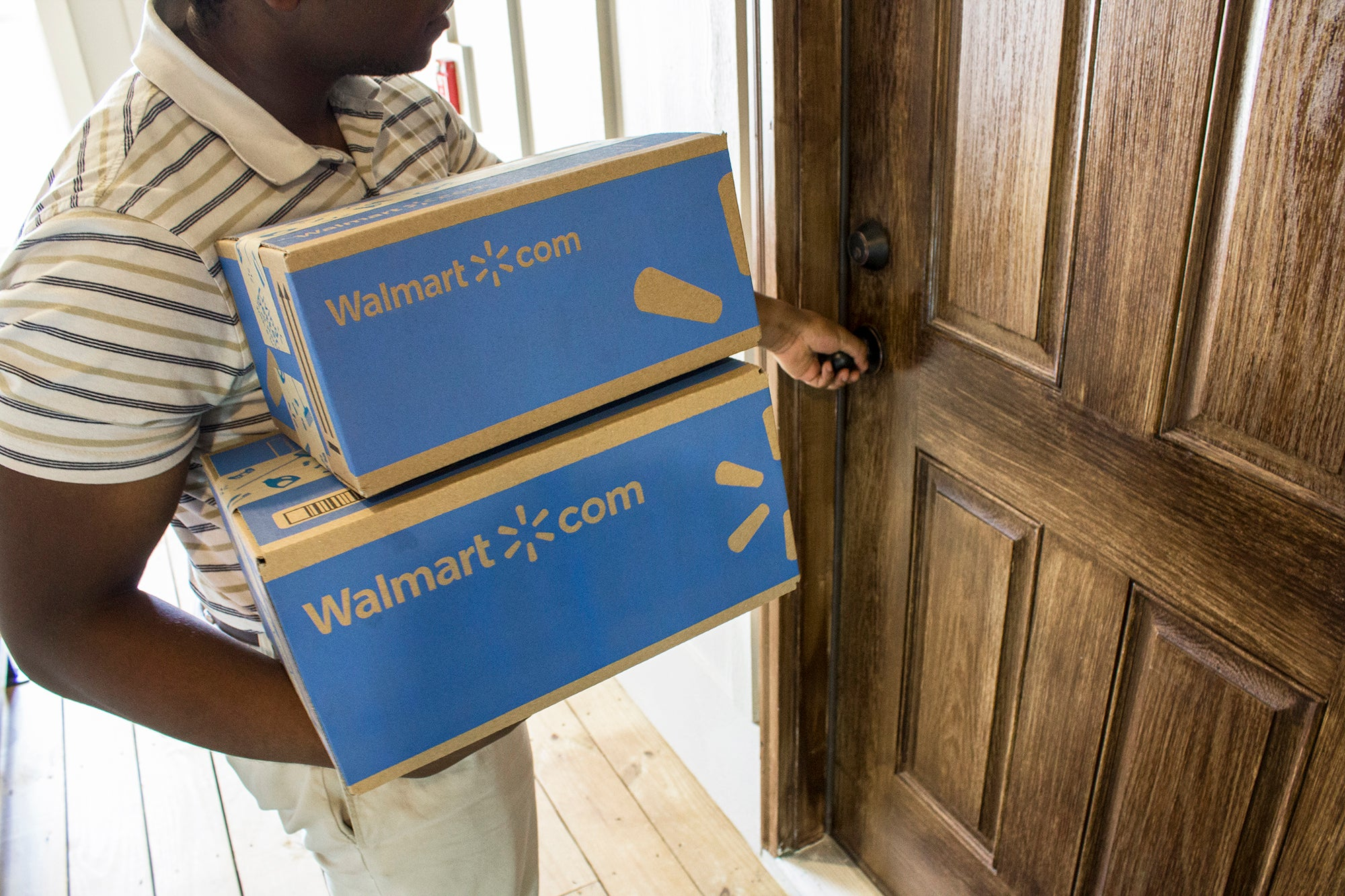 Walmart Still Has a Lot of Work to Do to Catch Up With Amazon - Motley Fool
