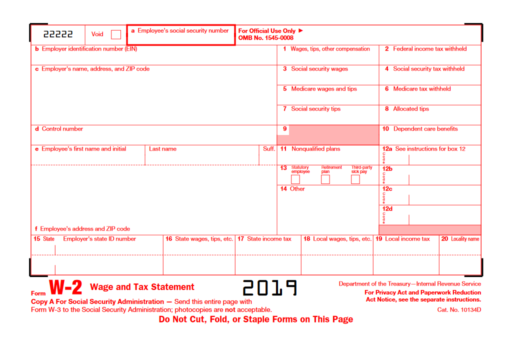 The Most Important Tax Form You'll Get This Year