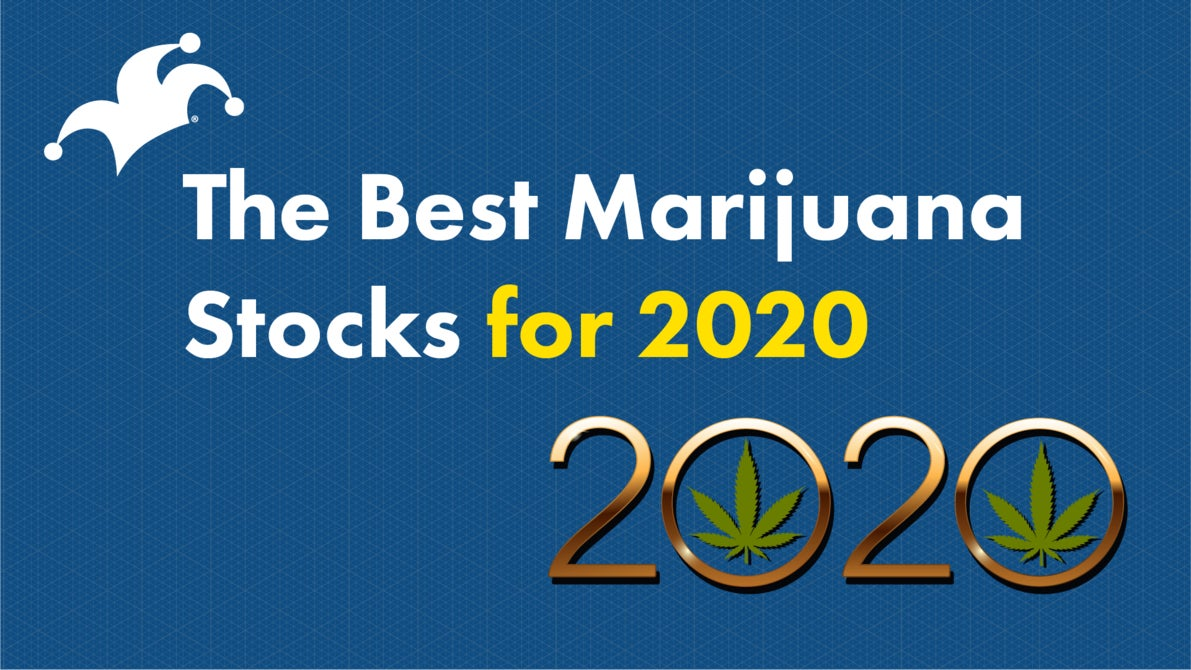 The Best Marijuana Stocks to Buy for 2020 | The Motley Fool