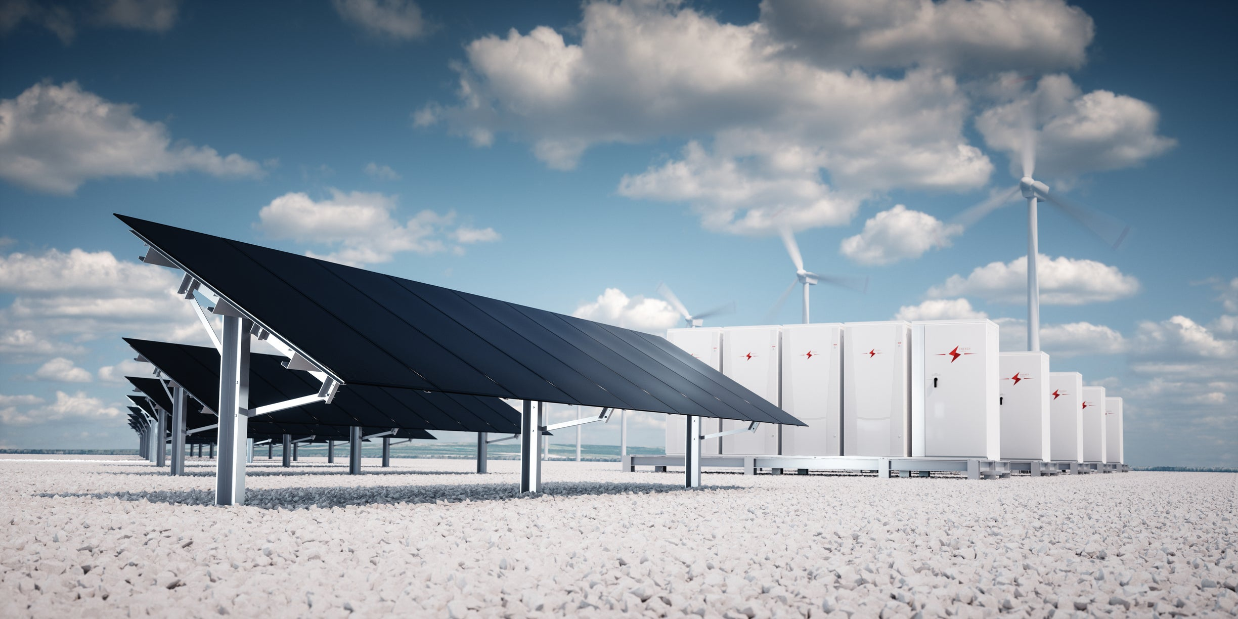 Where to Store (and Invest In) All That Solar and Wind Power | The Motley Fool
