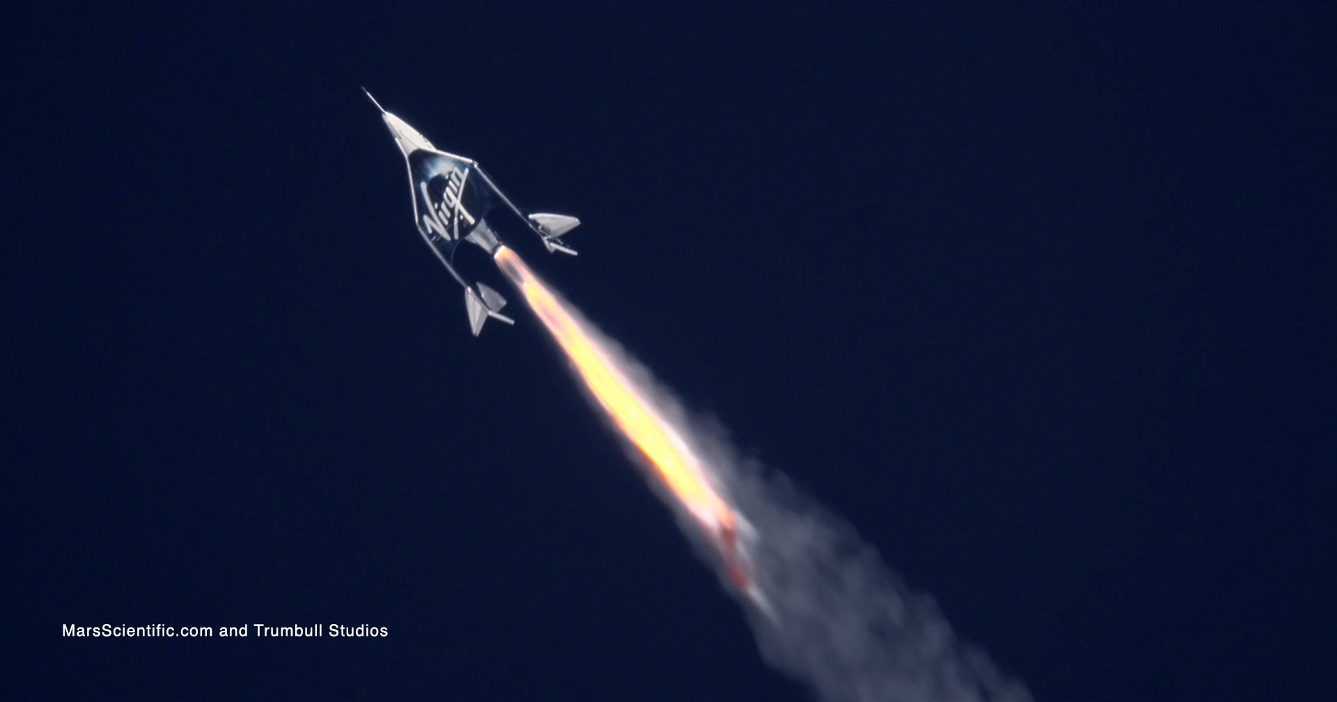 Why Virgin Galactic Stock Just Popped 12.5% | The Motley Fool