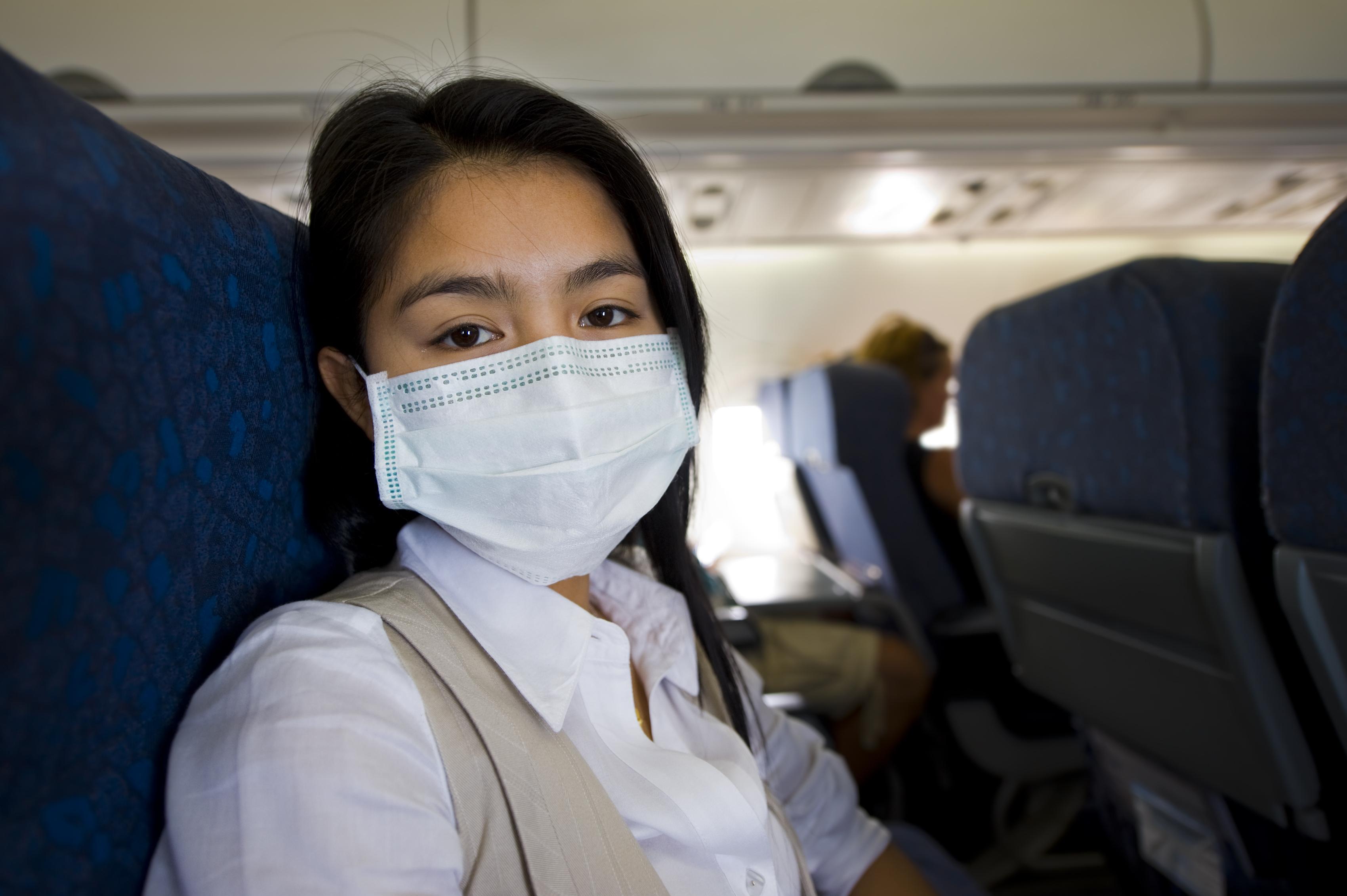airplane mask n95
