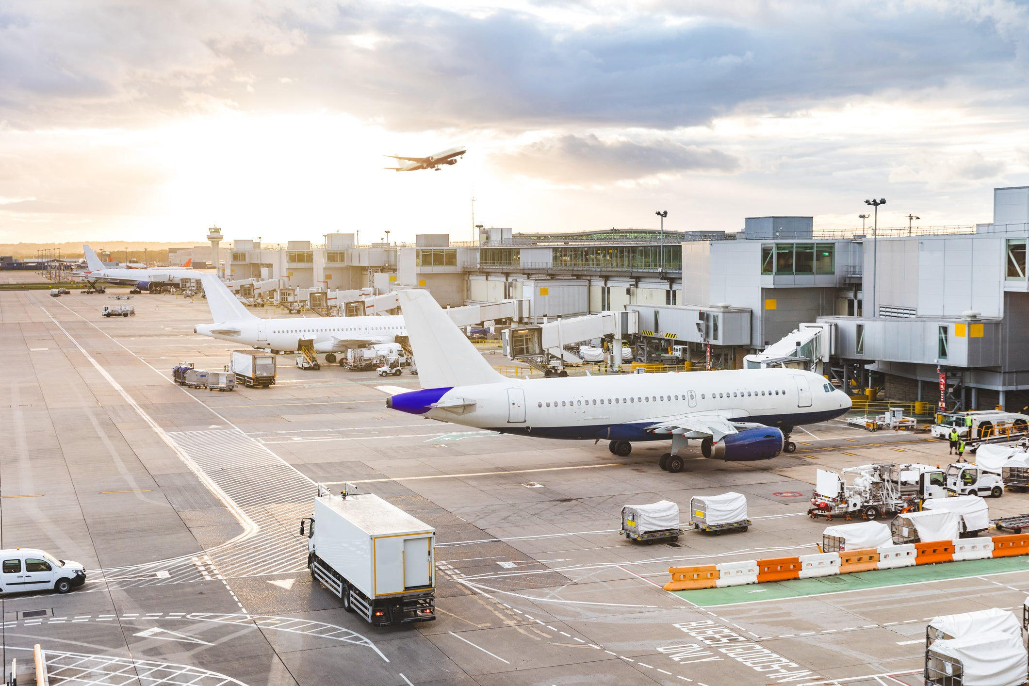 Why Airline Shares Are Gaining Altitude Today   The Motley Fool