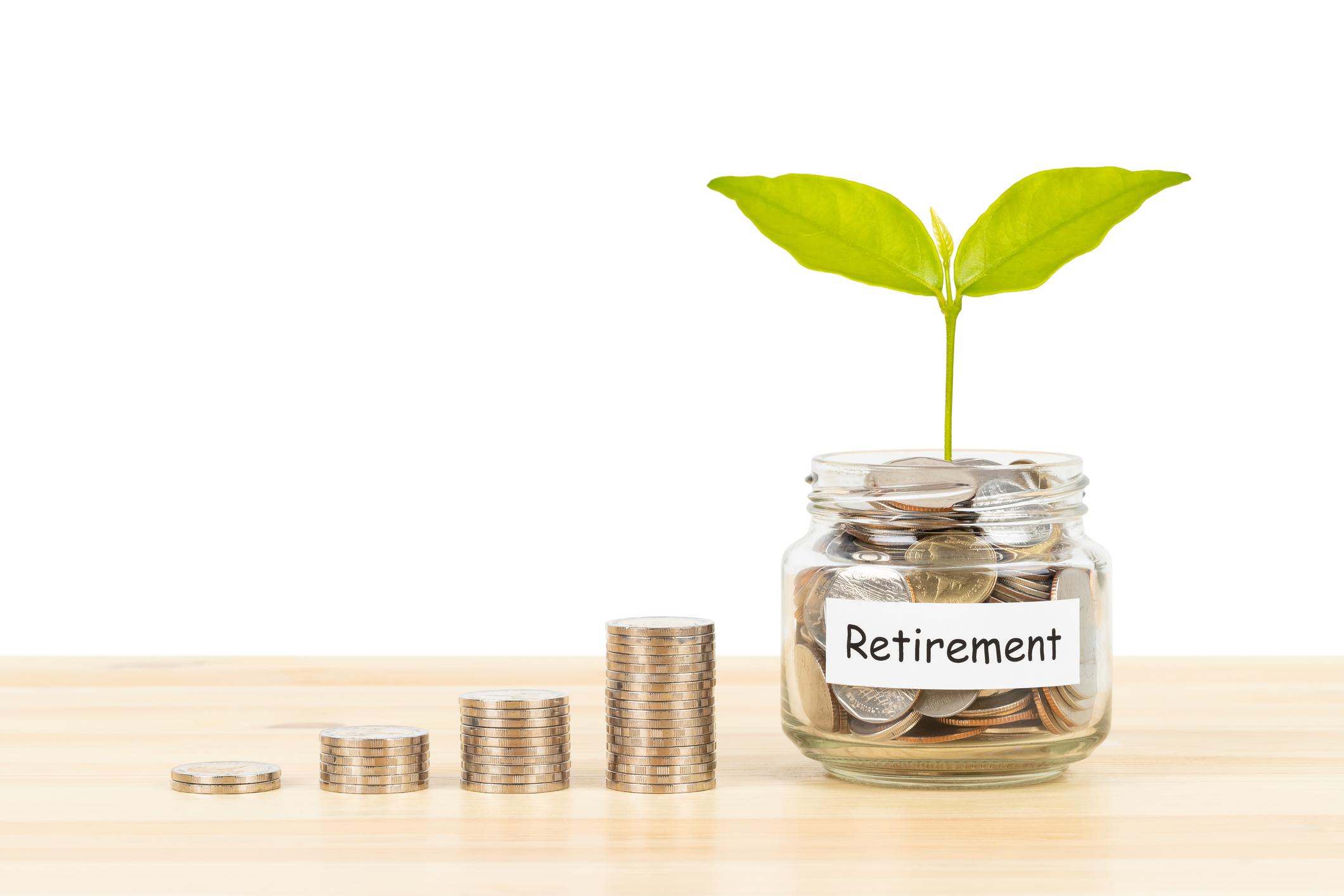 2 Stocks to Bankroll Your Retirement