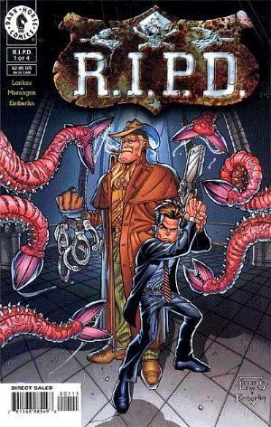 Ripd Comic Cover
