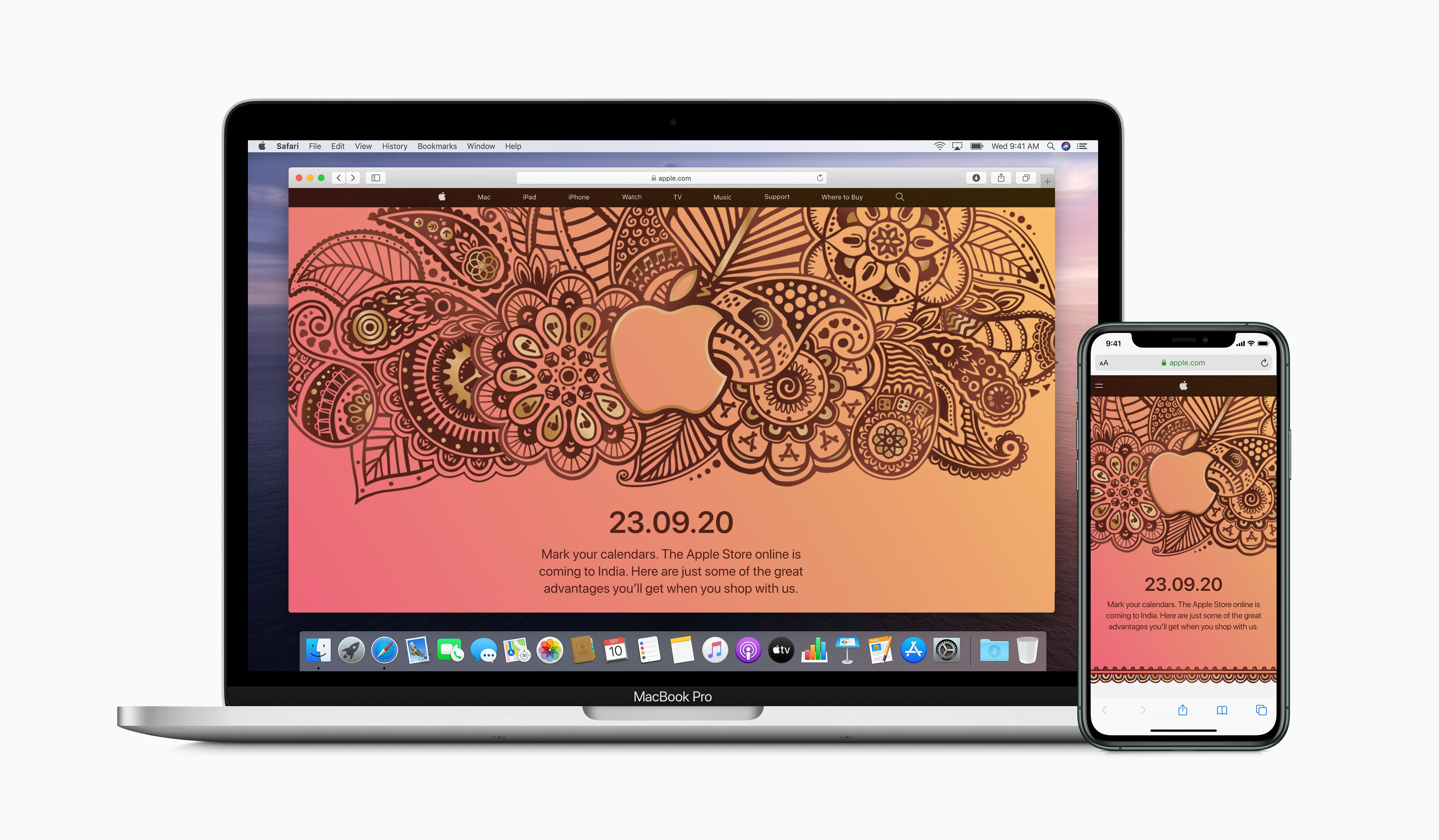 After Years of Setbacks, Apple Launches Online Sales in India This Week