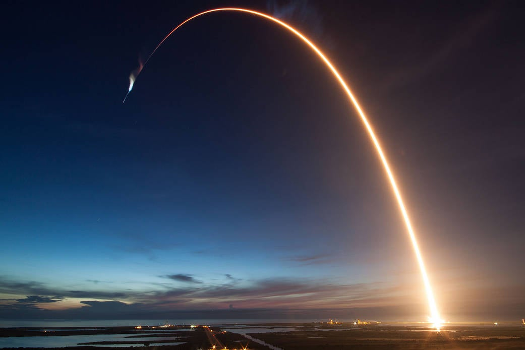 How Much Cheaper Are SpaceX Reusable Rockets? Now We Know – Motley Fool