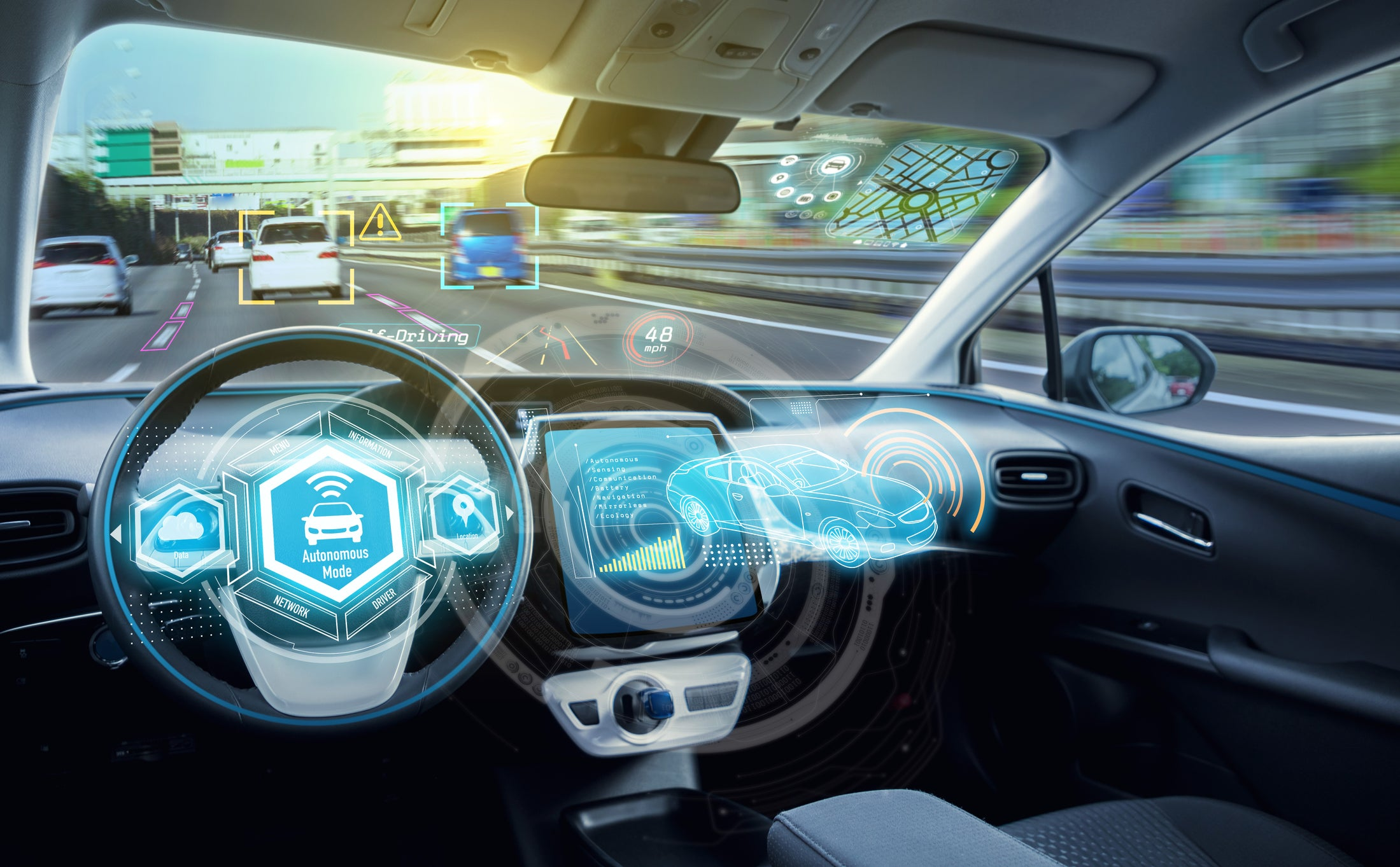 Nissan Will Provide Automated Driving Technology in All Future Models