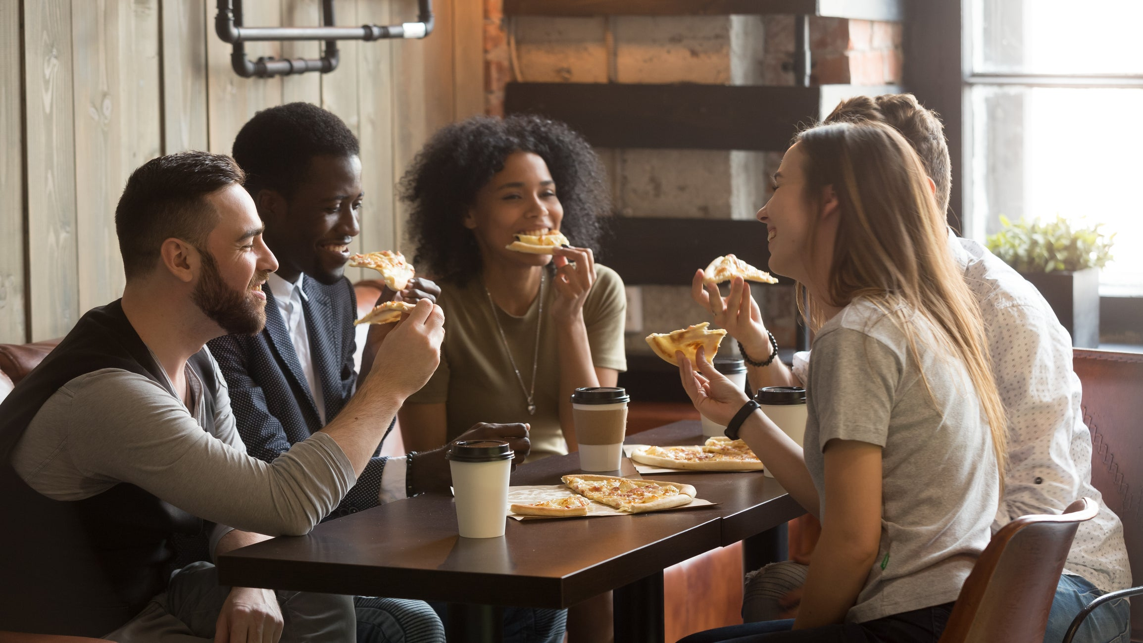 Better Buy: Starbucks vs. Domino's Pizza