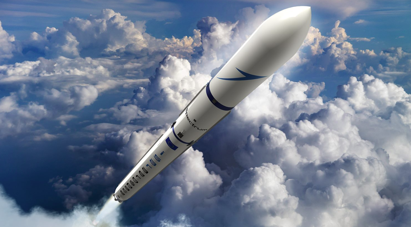 Airbus Backs a New Space Startup
