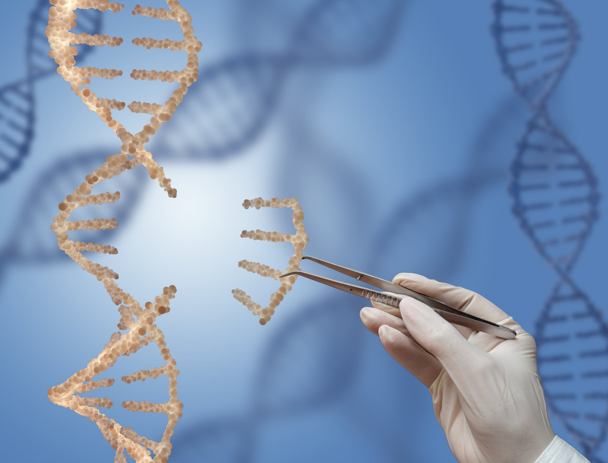 Image of article 'Is Gene Editing Already Leaving CRISPR Therapeutics Behind'