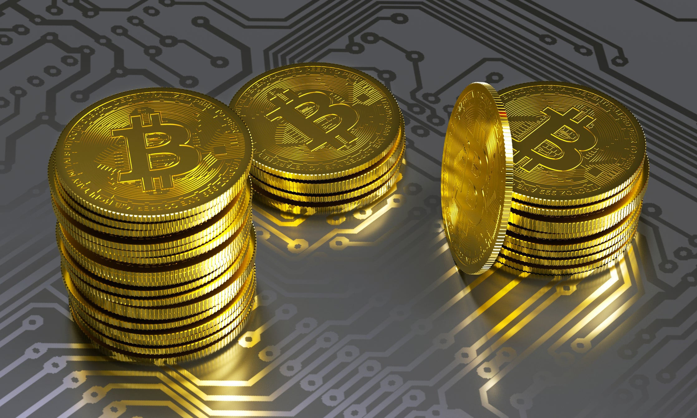 Bitcoin Keeps Falling Along With Shares of Grayscale Bitcoin Trust