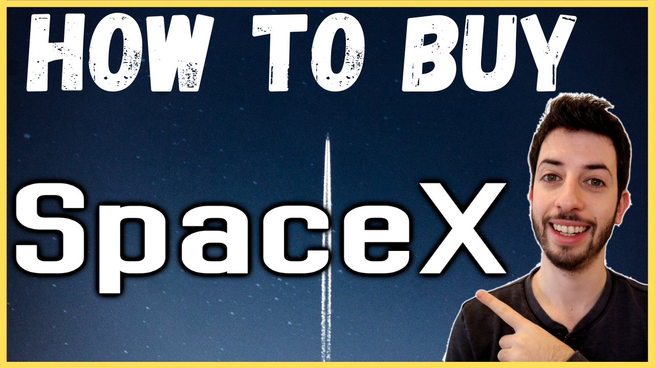 Here's How to Buy SpaceX Before it Goes Public