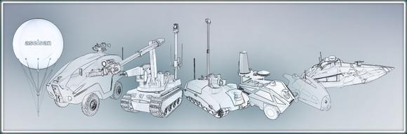 Aselsan Robots