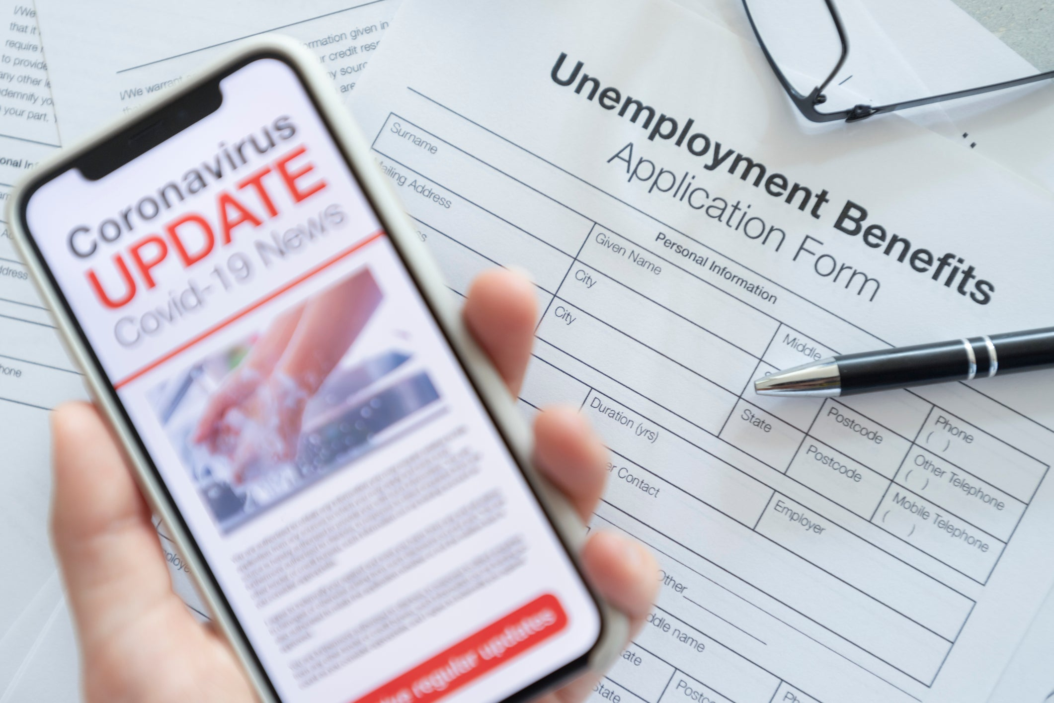 How to Avoid Tax on Up to $10,200 of Unemployment Benefits