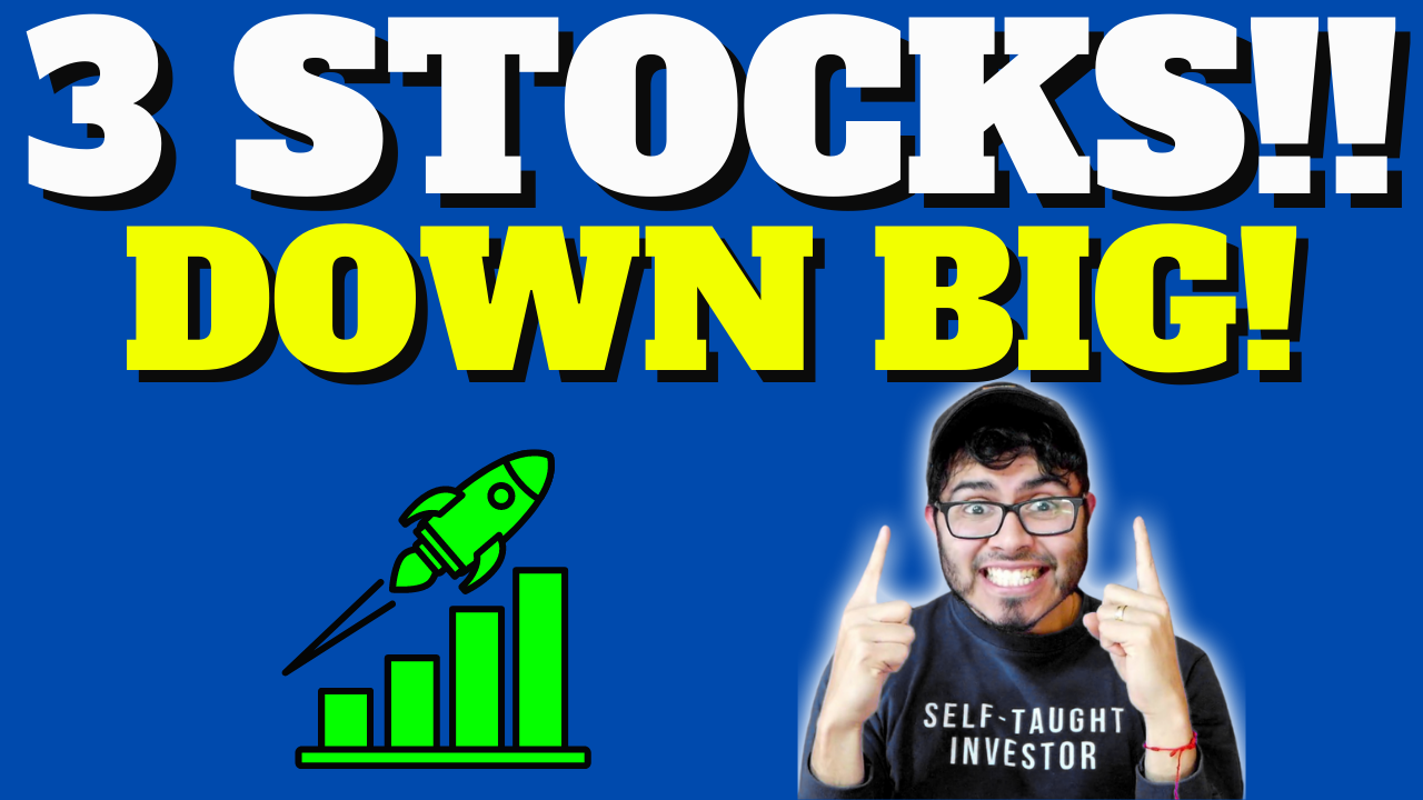 3 Growth Stocks That Are Down Big: Is It Time to Add?