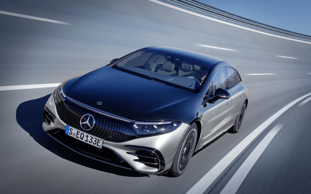 Mercedes Is Standing on Tesla's Doorstep