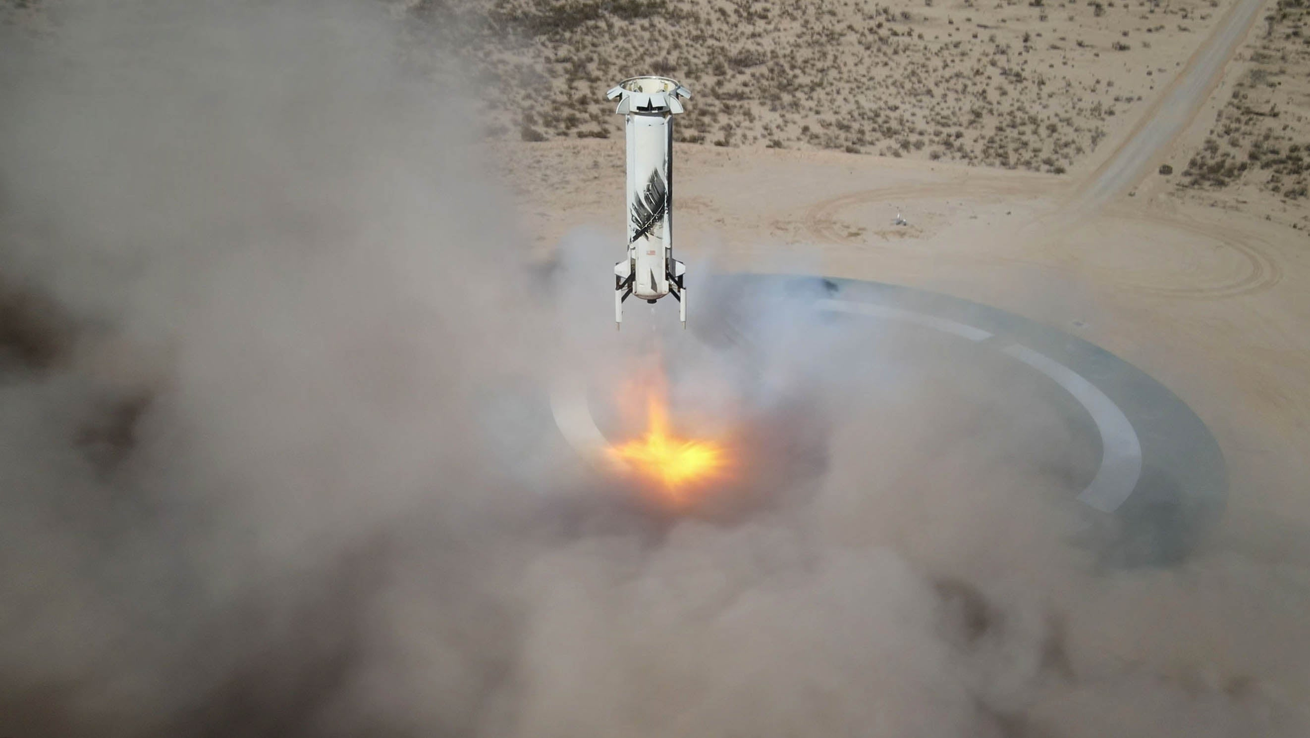 Blue Origin Gets Potential Lifeline in NASA Lunar Lander Competition