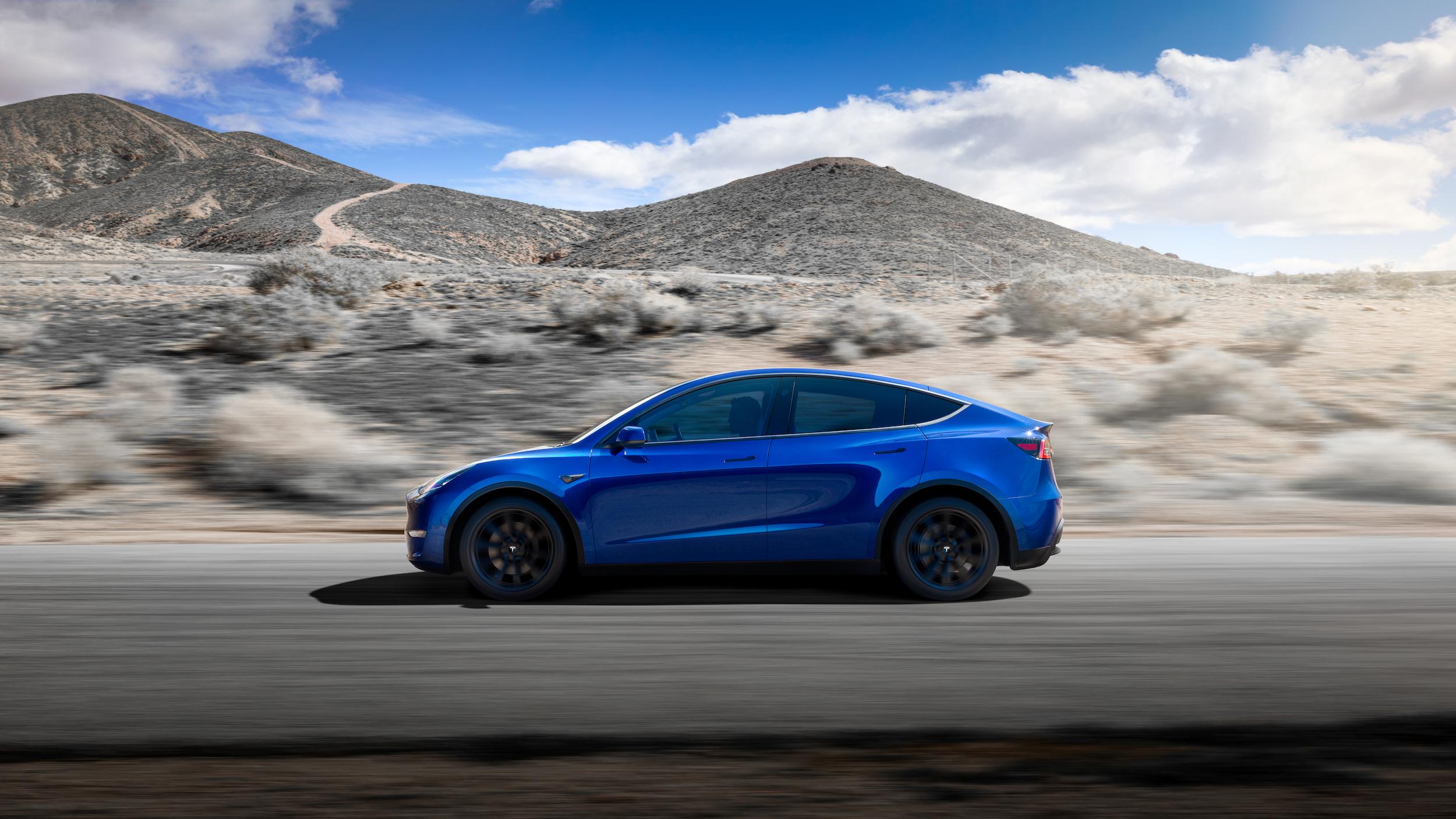 Why Tesla Shares Surged This Week