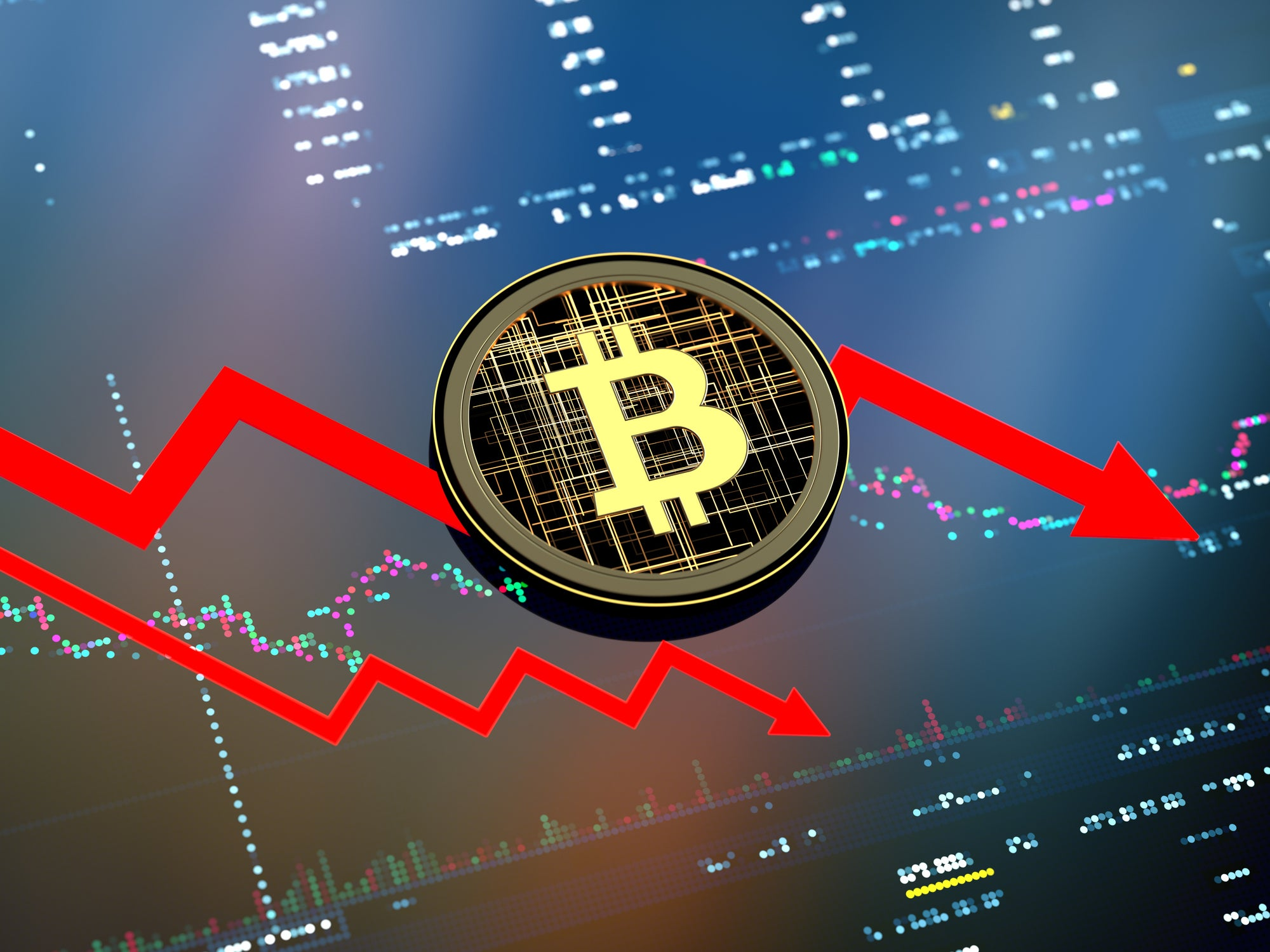 Why Bitcoin, Ethereum, and Other Cryptocurrencies Are Still Falling