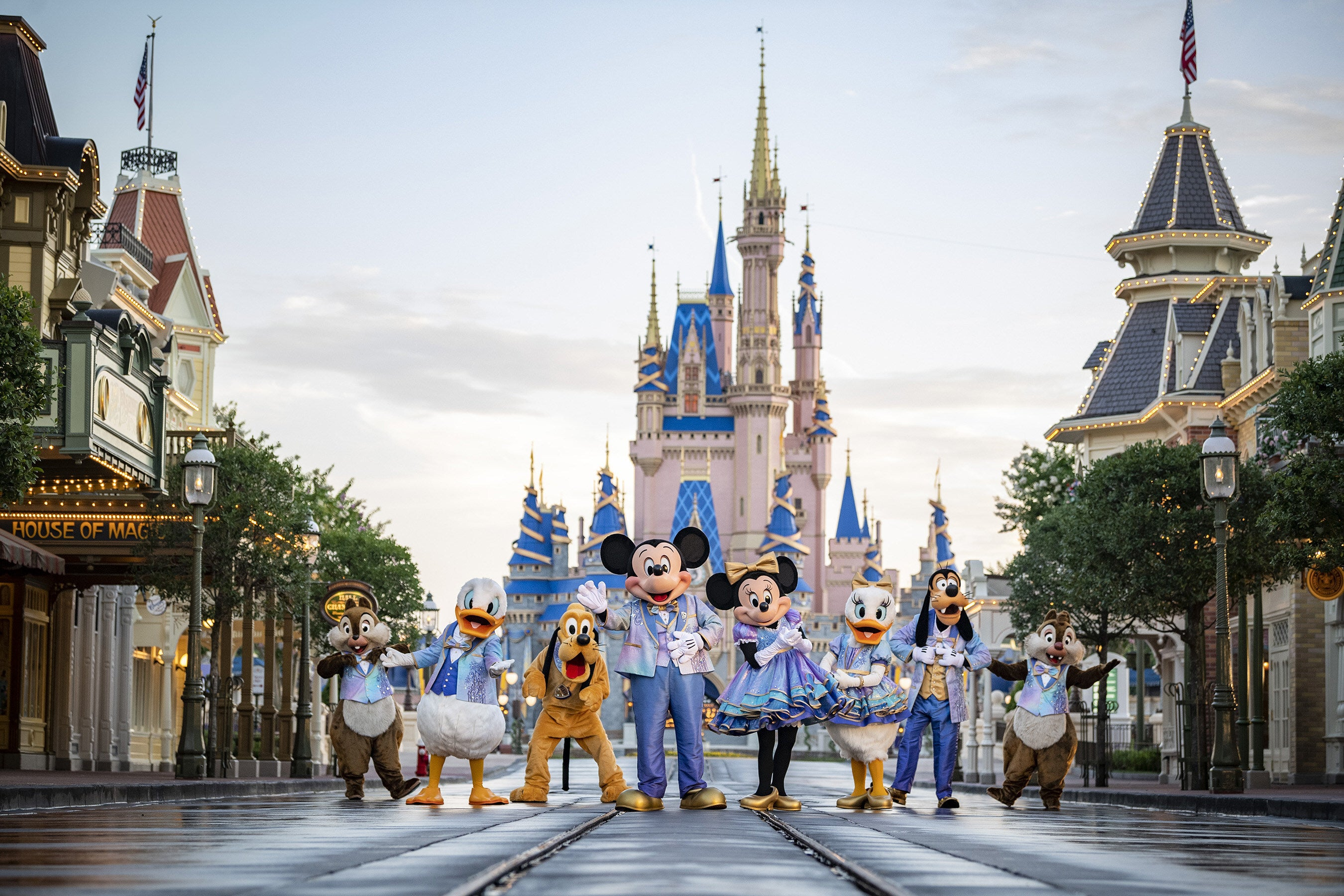 Disney World Is Giving McDonald's a Boost