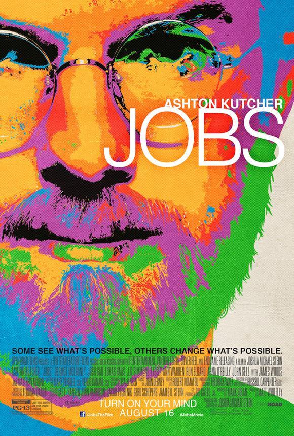 Jobs Poster Ashton Kutcher