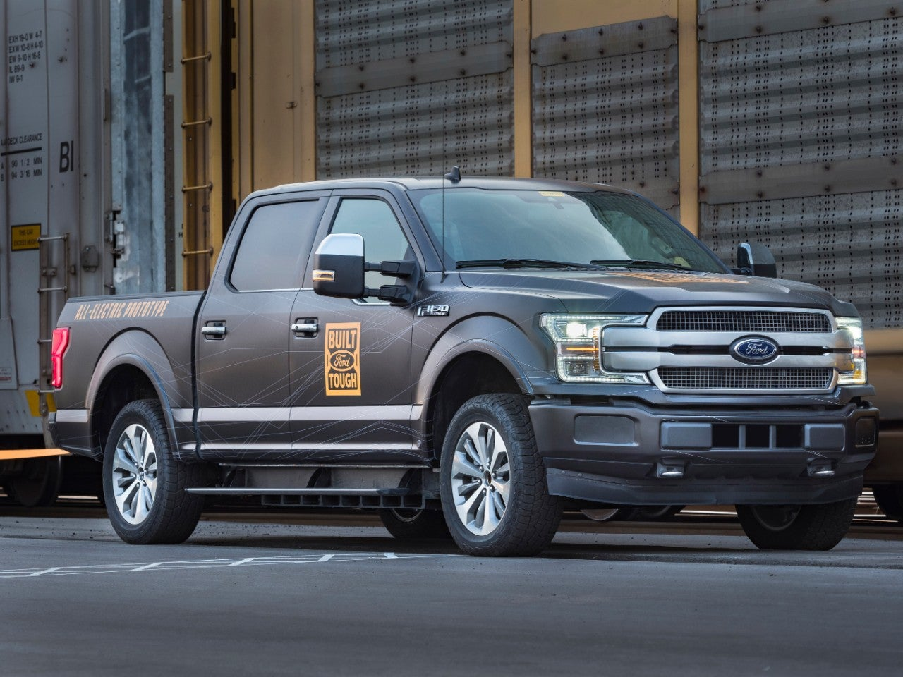 Why Is Everyone Talking About Ford Stock?