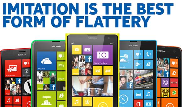 Nokiashotatiphone