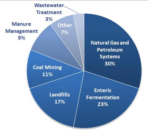 Gases Methane