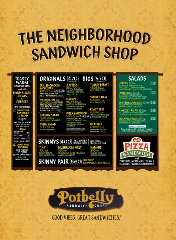 Potbelly Pic