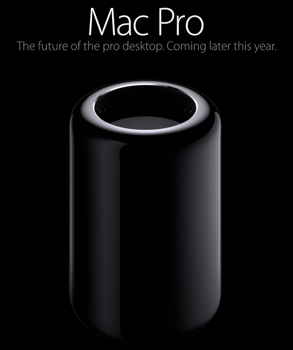 Redesigned Mac Pro
