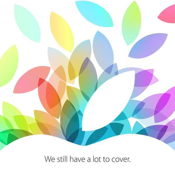 Apple Press Invitation Ipad Event