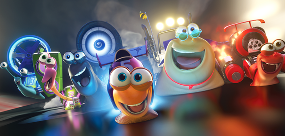 DreamWorks' Turbo had to compete with Disney's Monster's Universy and Comcast's Despicable Me 2