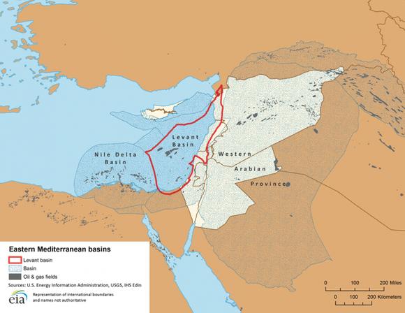 Levant Basin Eia