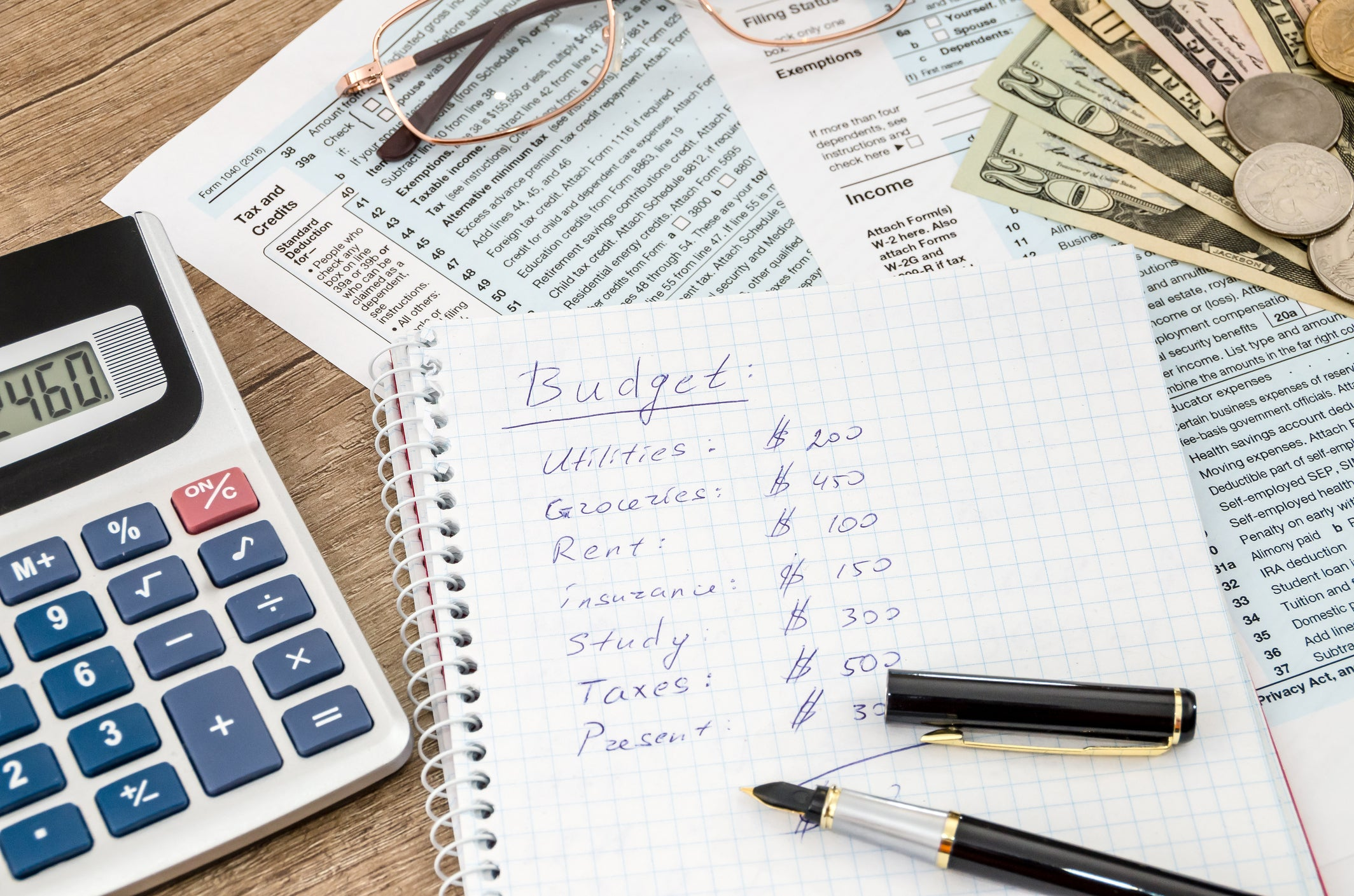 5 common sense budgeting techniques