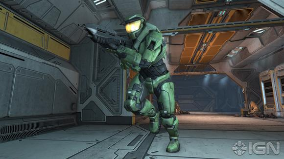 Halo Combat Evolved Anniversary Pillar Of Autumn Master Chief
