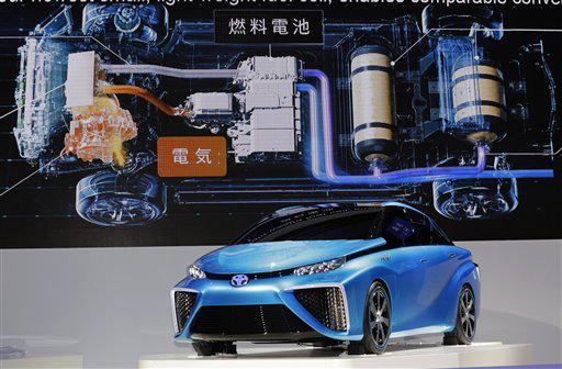 Ap Toyota Fcv