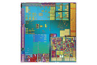 Intel Soc Die Photo