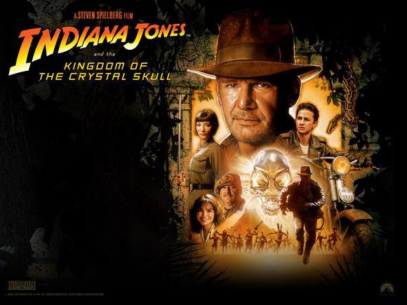 Indiana Jones Crystal Skull Wide