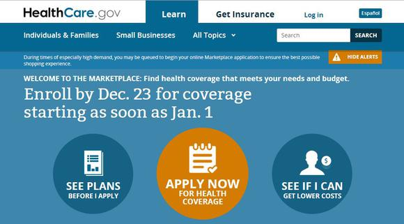 Healthcaregov Image